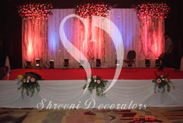 Exclusive Backdrop Designs